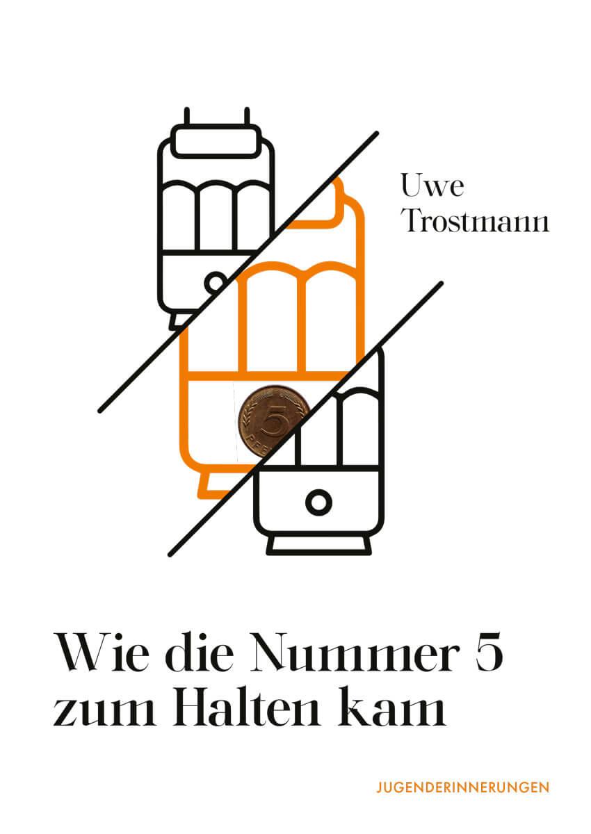 Buchcover_wiedienummer5zumhaltenkam_Autor_UweTrostmann